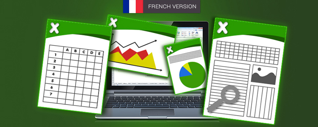 Microsoft Excel 2010 - Introduction course (French)