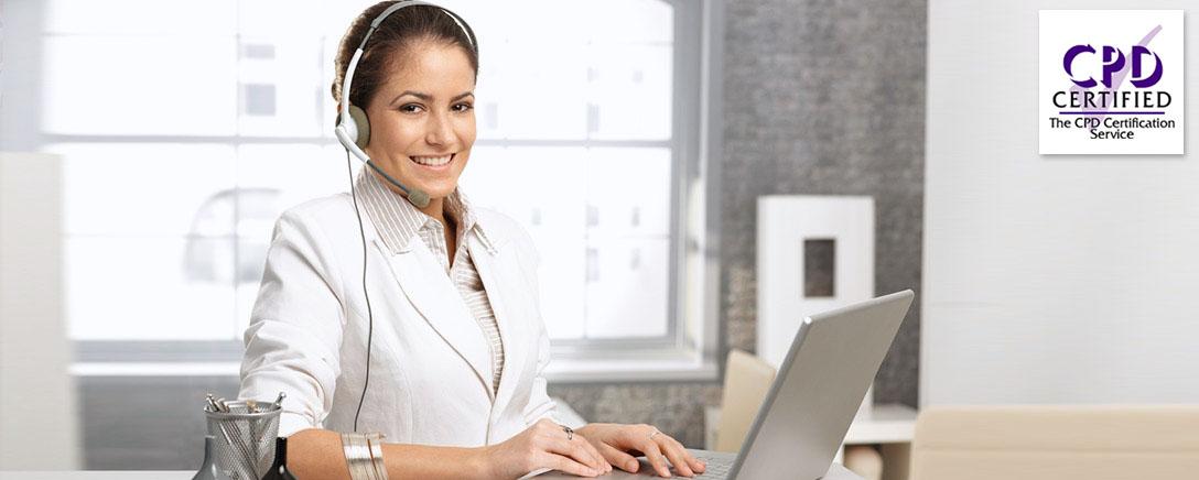Level 3 International Customer Service Diploma