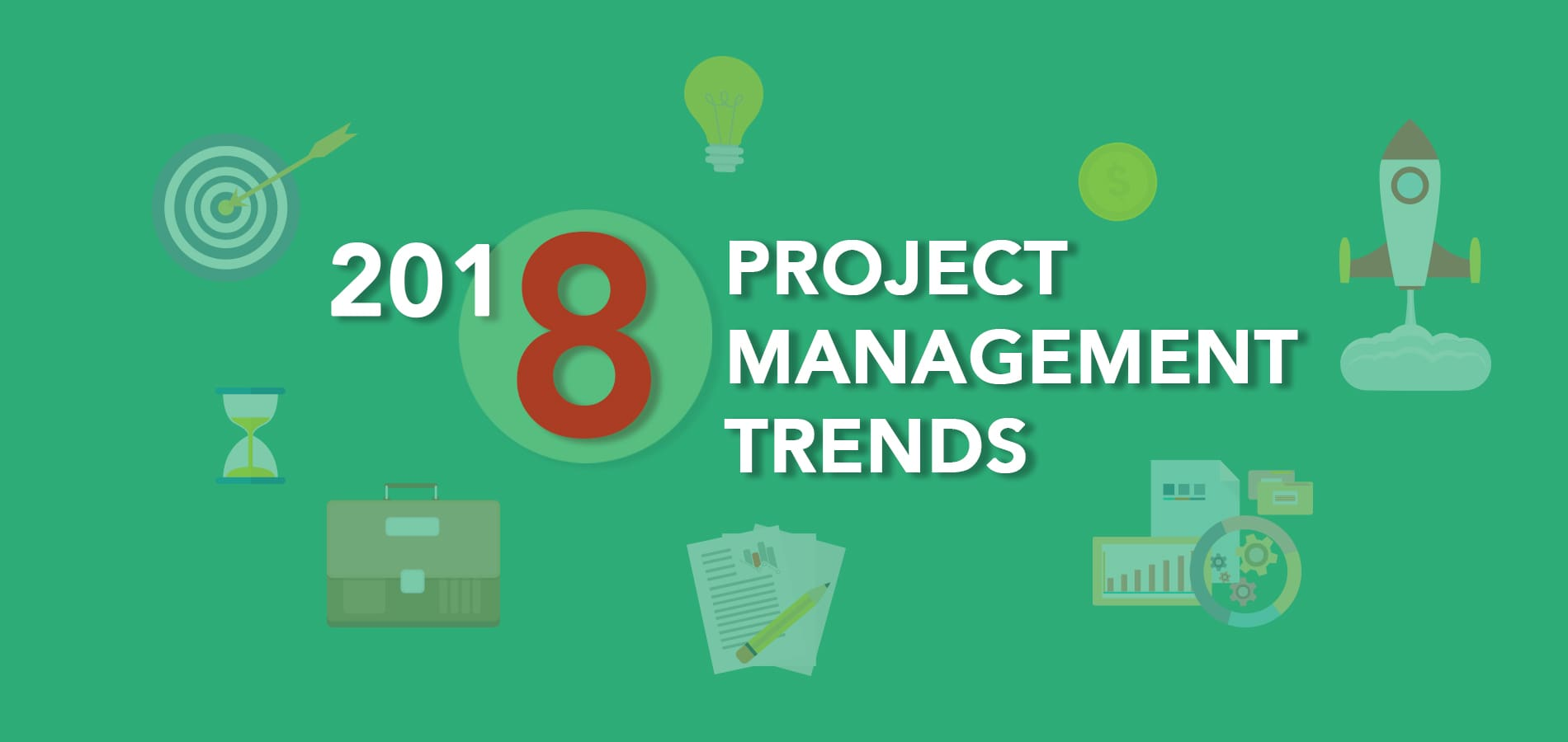 8 project management trends of 2018