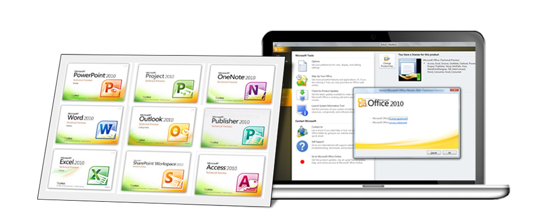 Microsoft Office 2010 - Interactive Training Programme (Basic, Intermediate & Advanced)