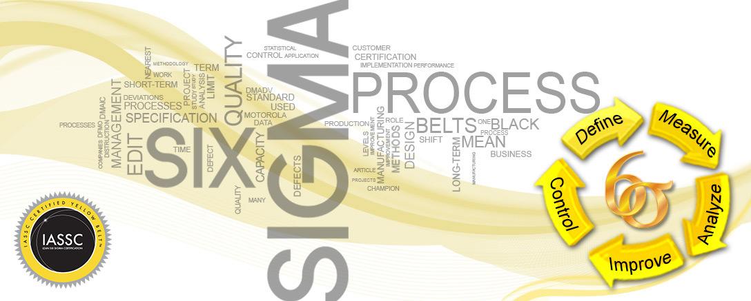 Lean Six Sigma Yellow Belt Training & Exam - IASSC Accredited