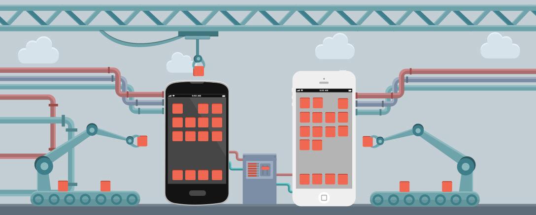 Apple & Android App Developer Package