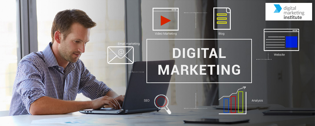 Professional Diploma in Digital Marketing (Accredited by Digital Marketing Institute)