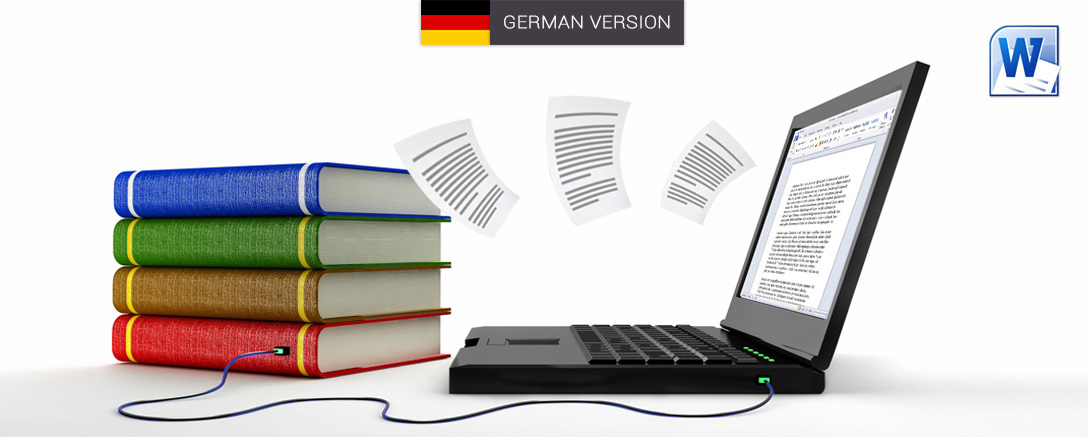 Microsoft Word 2010 - Interactive Training Programme (German)