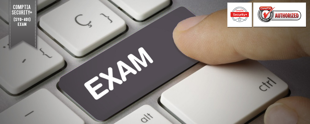 Official CompTIA Security+ Exam (SY0-401)