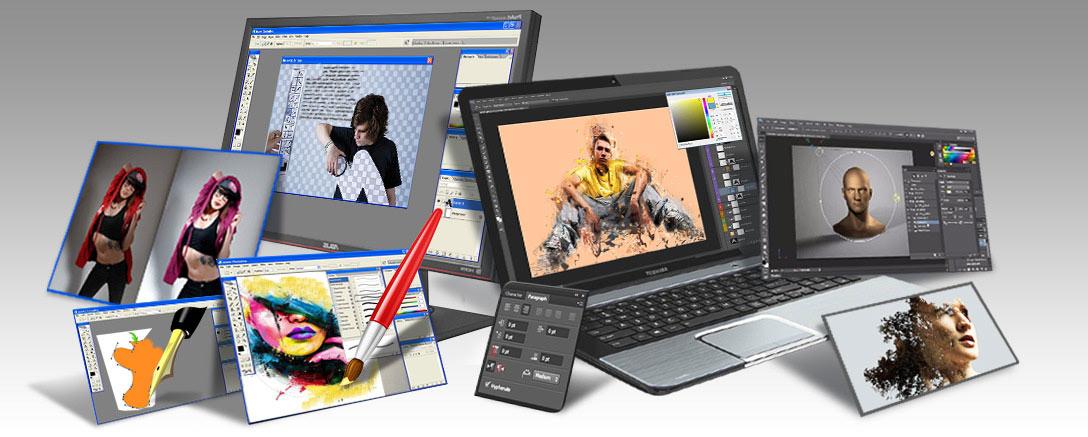 Photoshop Basic & Advanced Skills Pack: CS5, CS6 & New CC