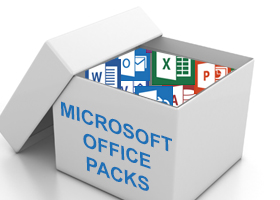 Microsoft Office Packs