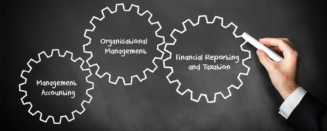 CIMA Professional - Operational Level Package (E1, P1, F1)