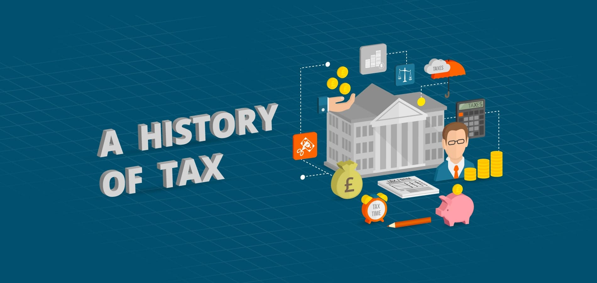 A history of taxation in the UK