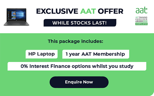 AAT Advanced & Professional in Accounting (Level 3 & 4)