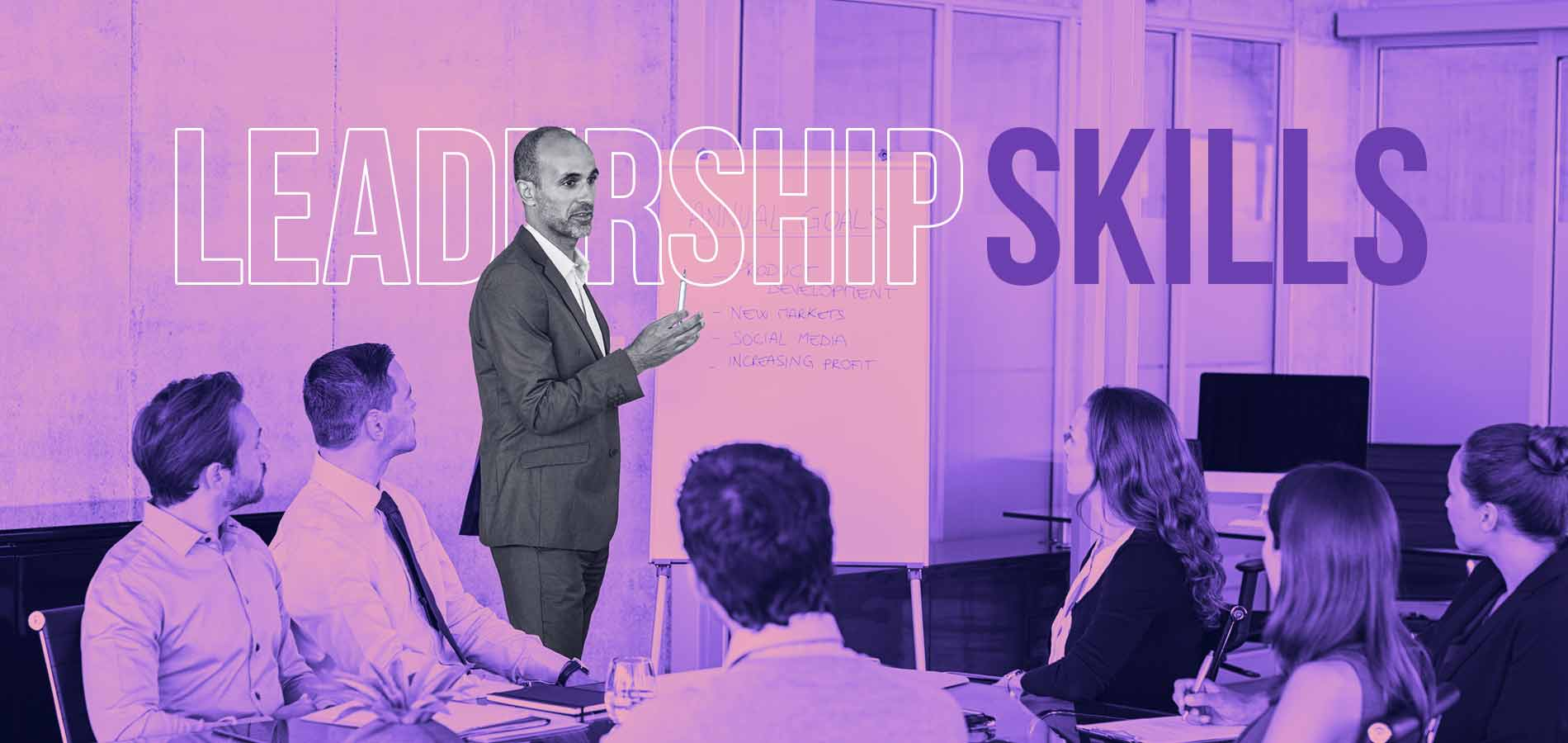 How to improve leadership skills in business