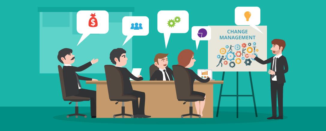 Change Management Foundation Classroom