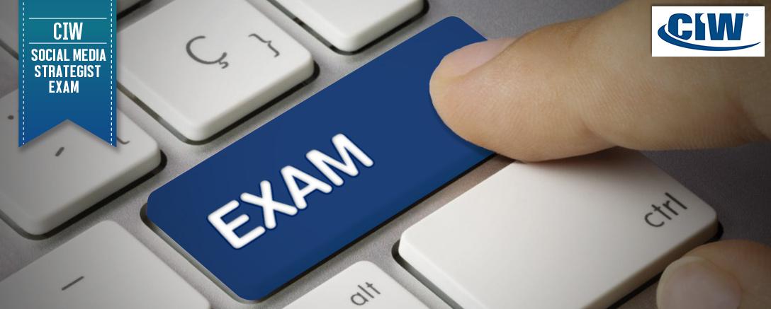 CIW Social Media Strategist Exam - 1D0-623