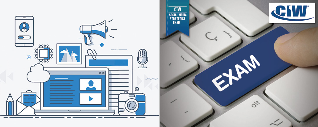 CIW Social Media Strategist Training & Exam