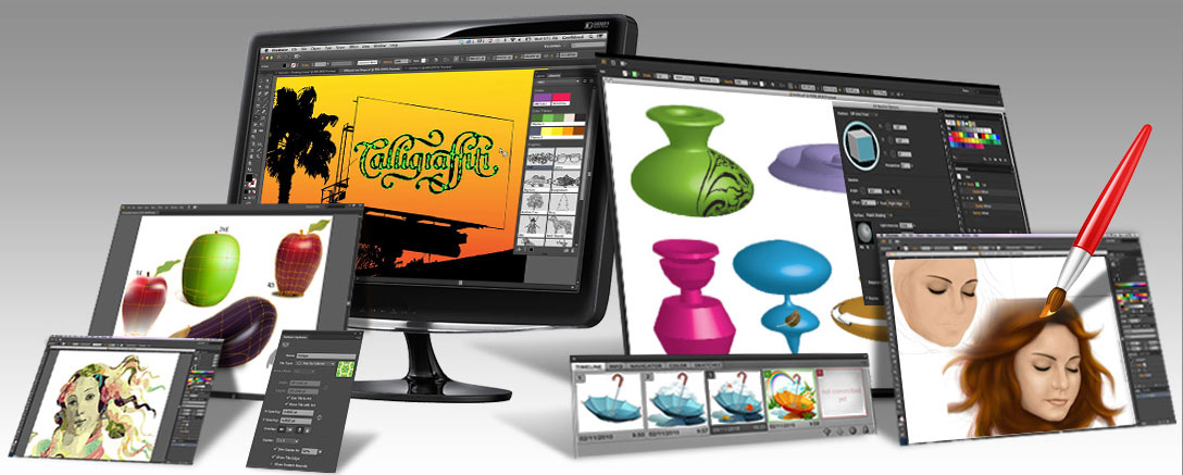 Illustrator Basic & Advanced Skills Package