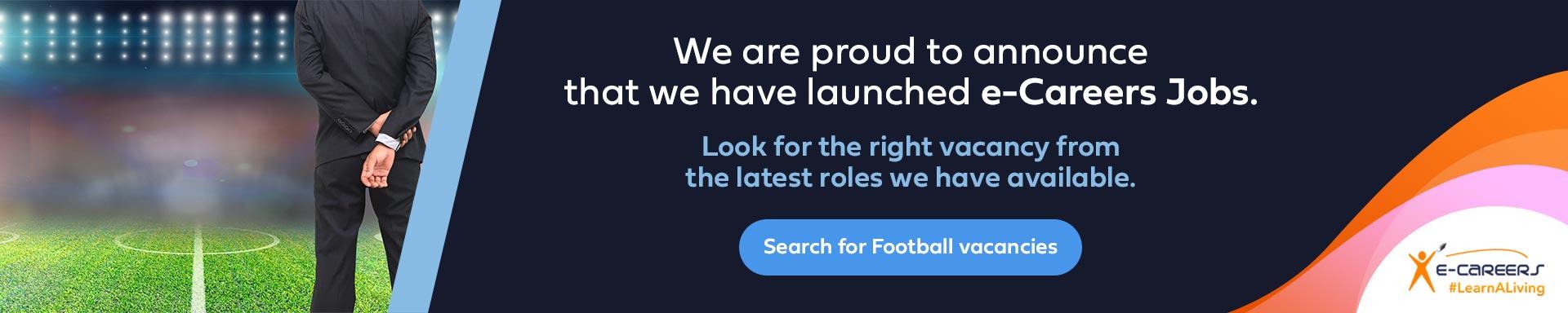 Football vacancies