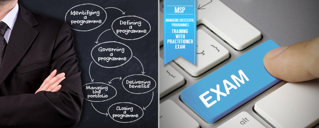 Managing Successful Programmes (MSP) Foundation & Practitioner with Practitioner Exam