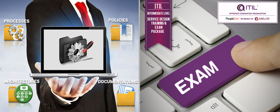 ITIL® Intermediate Level - Service Design (SD) Training & Exam Package