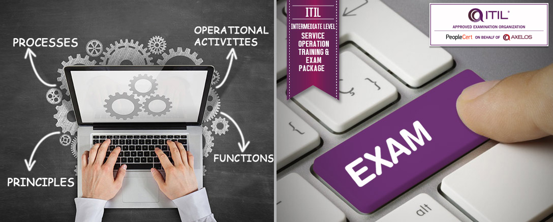 ITIL® Intermediate Level - Service Operation (SO) Training & Exam Package