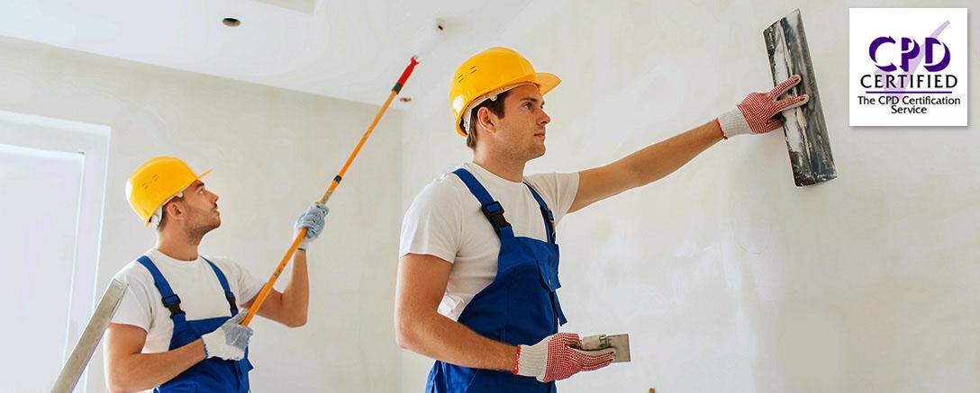 E careers professional painter decorator diploma for Professional decorator
