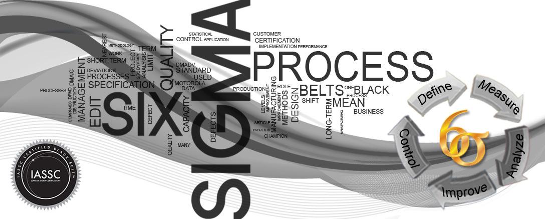 Lean Six Sigma Black Belt Training & Exam - IASSC Accredited