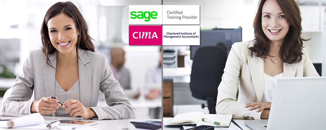 CIMA Accredited - Certificate in Sage 50 & Higher Certificate in Sage 50 Package