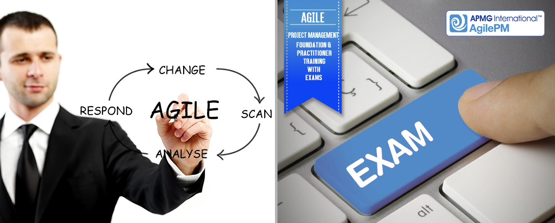 Agile Project Management Foundation & Practitioner Training with Exams