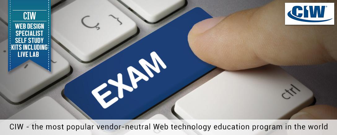 CIW Web Design Specialist - Exam (1D0-520)