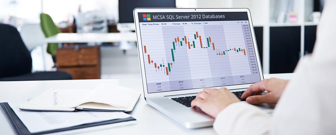 MCSA SQL Server 2012 - Administering SQL Server 2012 Databases (70-462)
