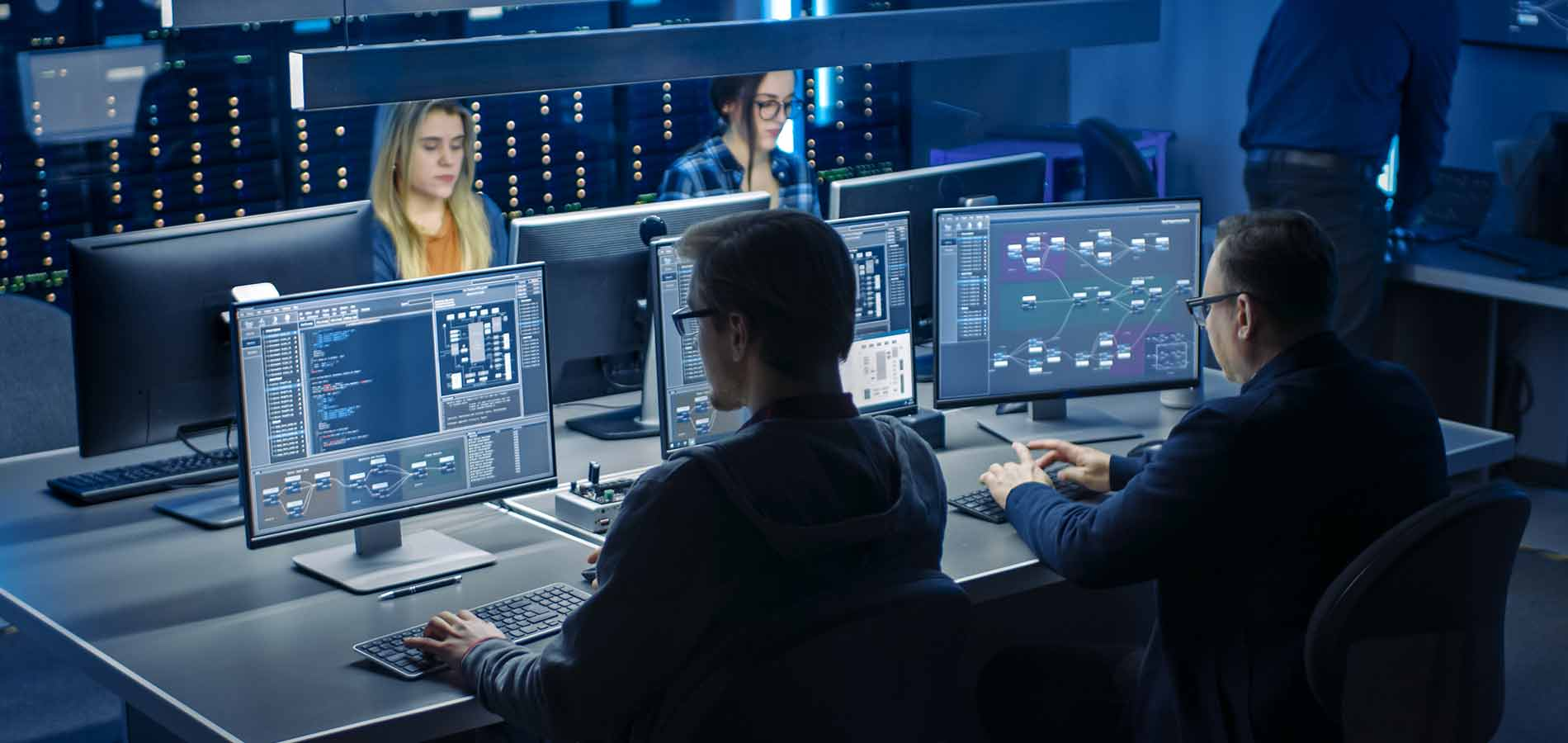Why choose a career in Cyber Security