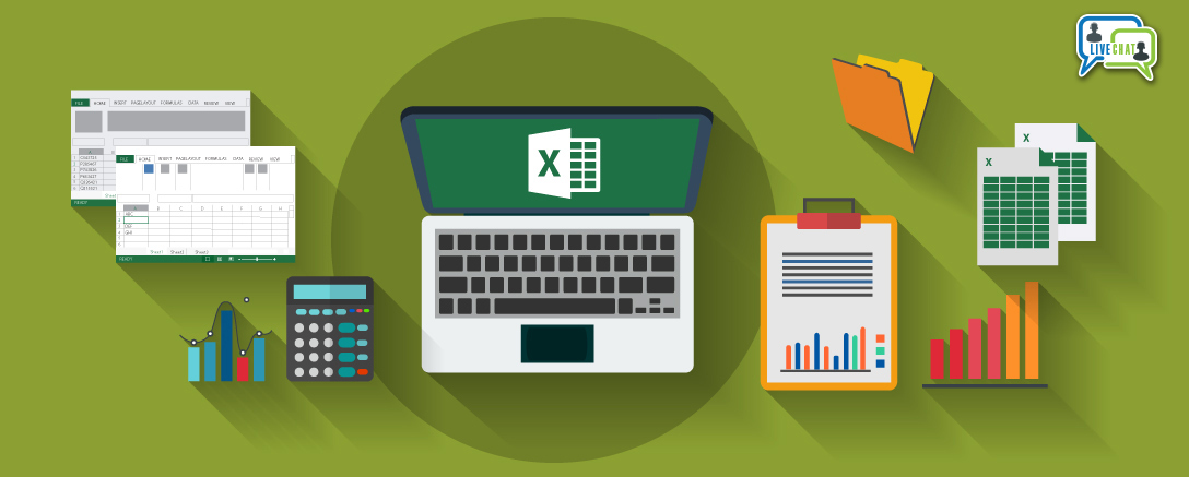 MS Excel 2013 with Live Chat Tutor Support