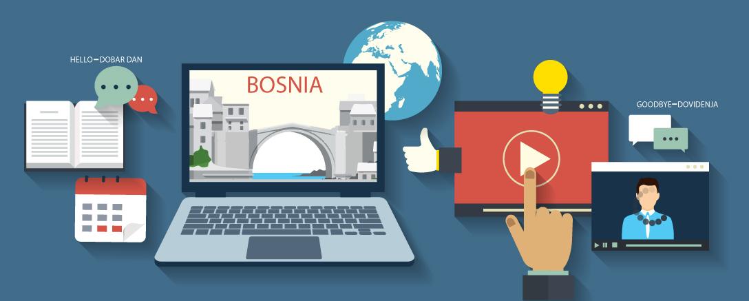 Learn to speak Bosnian language for FREE!