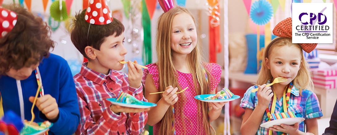 Kids Party Planner Diploma