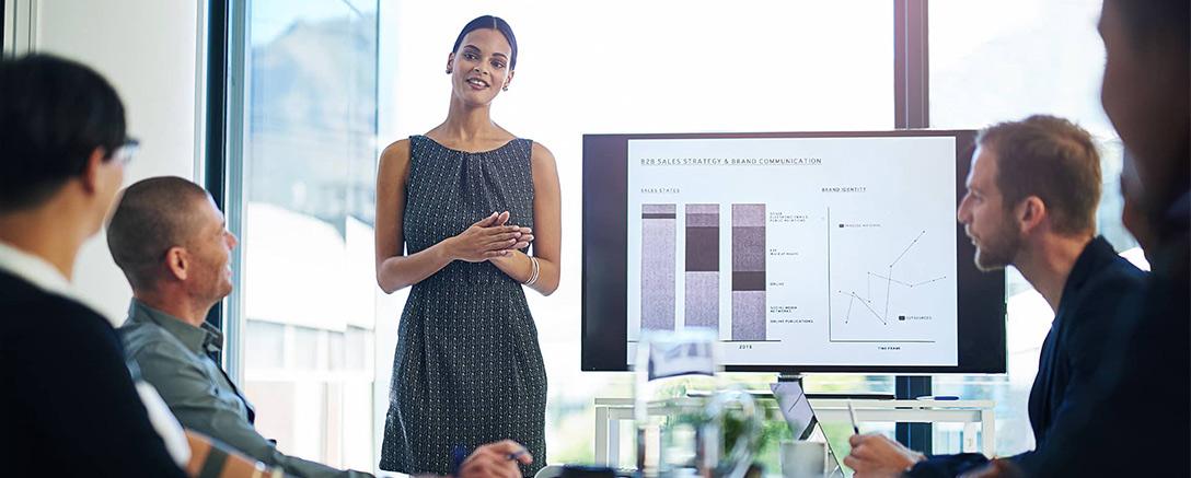 Dynamite Sales Presentations