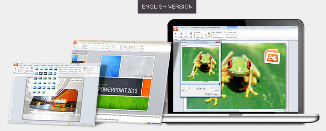 Microsoft PowerPoint 2010 - Interactive Training Programme (Basic, Intermediate & Advanced)