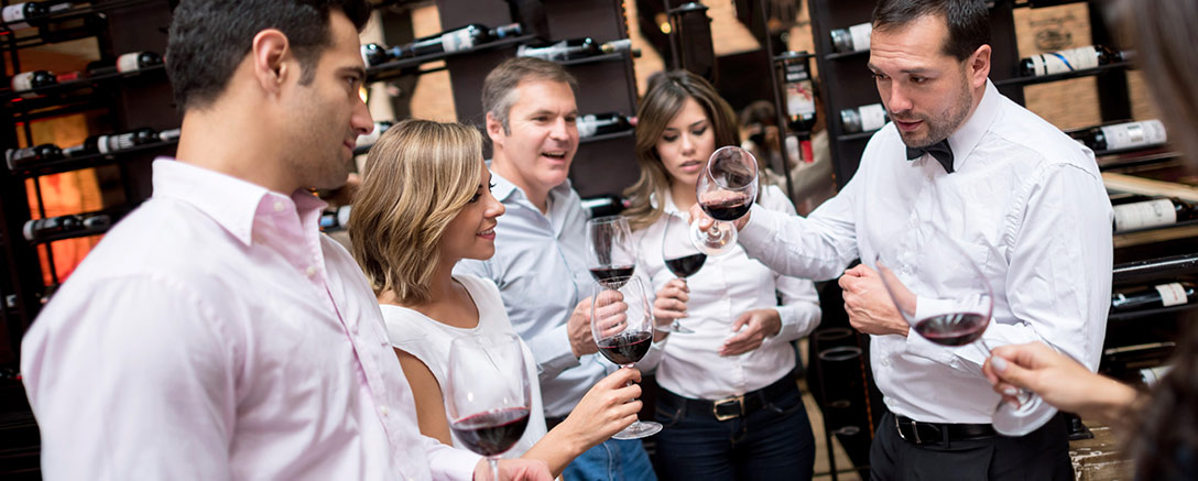 Wine Pairing and Tasting