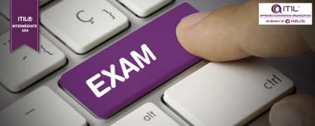 ITIL® Intermediate Level - Service Offerings & Agreements (SOA) Exam