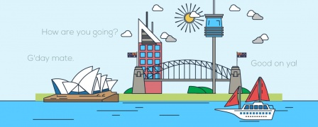 Australian English Online Course – Level 1