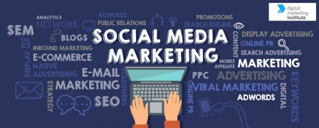 Professional Diploma in Social Media Marketing (Digital Marketing Institute)