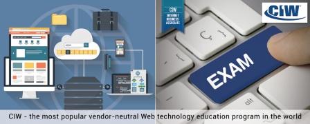 CIW Internet Business Associate Training with Exam (1D0-61A)