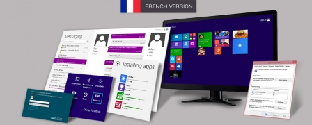 MS Windows 8-New Features (French)