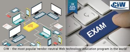 CIW Network Technology Associate Training with Exam (1D0-61C)