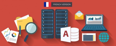 MS Access 2016 Package – Introduction, Intermediate and Advanced (French)