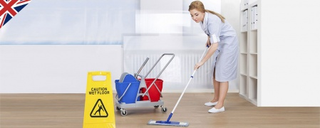 Level 2 British Cleaning Certificate Award