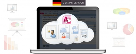 Microsoft Access 2010 - Interactive Training Programme (German)