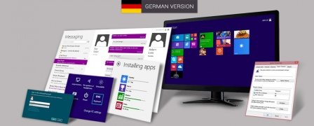 MS Windows 8-New Features (German)