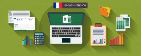 MS Excel 2013 Package – Introduction, Intermediate And Advanced (French)