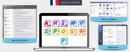 MS Office 2010-New Features (French)