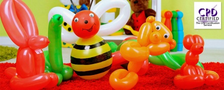 Level 2 Diploma in Balloon Modelling