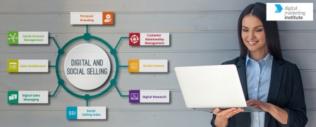 Professional Diploma in Digital Selling (Accredited by Digital Marketing Institute)